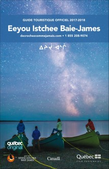 Guide touristique officiel Eeyou Istchee Baie-James